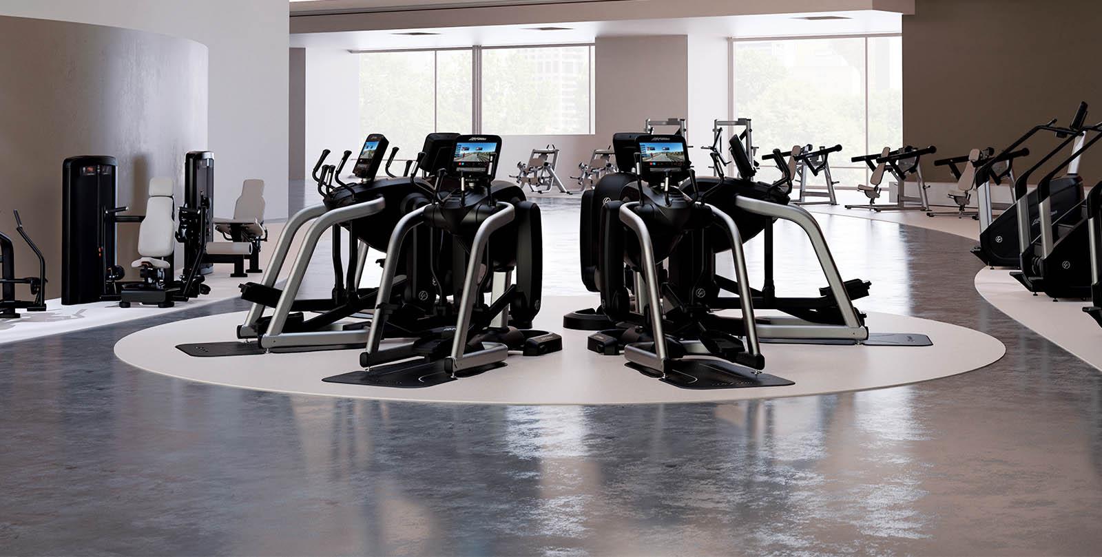 Оборудование для фитнес-клуба, тренажеры для клубов, тренажерных залов,  фитнес центров - Life Fitness официальный сайт - Россия 977110d2535