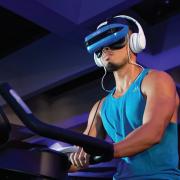Система виртуальной реальности VirZOOM